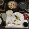 萩小町 萩・津和野の旅(2)おいしいお料理に舌鼓