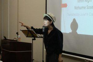 青谷優子さん広島セミナー開催しました!