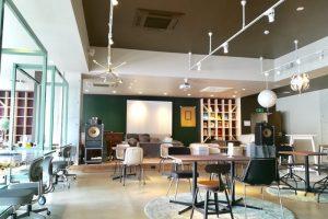 いいオフィス 広島 ひろーいコワーキングスペースに行ってきました