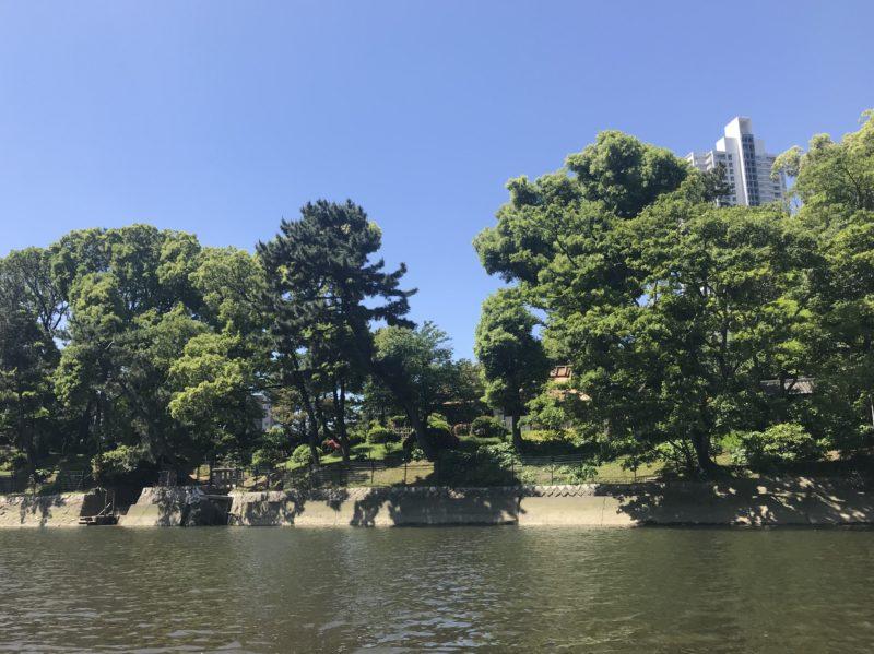 雁木タクシー 縮景園