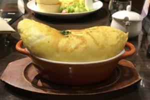 ふわふわのオムライス・サロン卵と私 そごう広島店