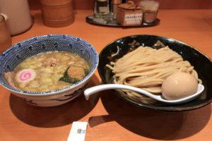 東京ラーメンストリートの六厘舎で絶品つけ麺