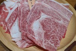 しゃぶしゃぶ蜂ヤ 流川店  お肉が美味しい、おなかいっぱい!