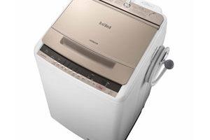 日立ビートウォッシュ洗濯機・F3エラーから復活