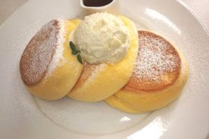 幸せのパンケーキ広島店