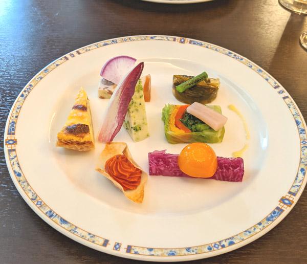 タムスープ 前菜