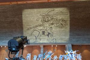 富野由悠季の世界@美術館でガンダム鑑賞