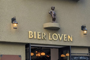 BIER LOVENでパスタとハッピーアワーのワイン