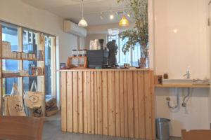 shimaji coffee roasters@南区的場町 浅煎珈琲とお菓子のお店