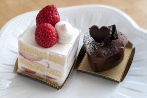アーリーバード@広島市南区翠 なつかしさを感じるケーキ屋さん